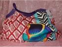 PE-FLORENCE-Shopper-Strandtasche-Badetasche-Coral-Fish-NEU-9504
