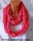 GIL-DESIGN Loop Schal pink /Herzen * NEU* für Damen PDS 470-34
