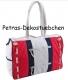 PE FLORENCE Weekender Strandtasche Bade / Schultertasche Flagbag