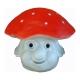 Leuchtpilz - Pilzlampe - Kinderzimmerlampe - Dekoleuchte