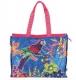 PE FLORENCE Shopper Strandtasche Badetasche Tropical Parrot NEU