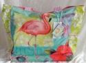 PE FLORENCE Shopper Strandtasche Badetasche Flamingo NEU 9559